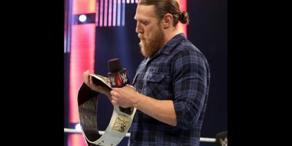 Daniel Bryan renuncia al Campeonato Intercontinental de la WWE