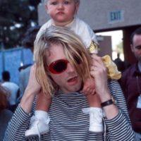 """También por rehabilitar la memoria de su padre en """"Kurt Cobain: Montage of Heck"""". Foto:vía Getty Images"""