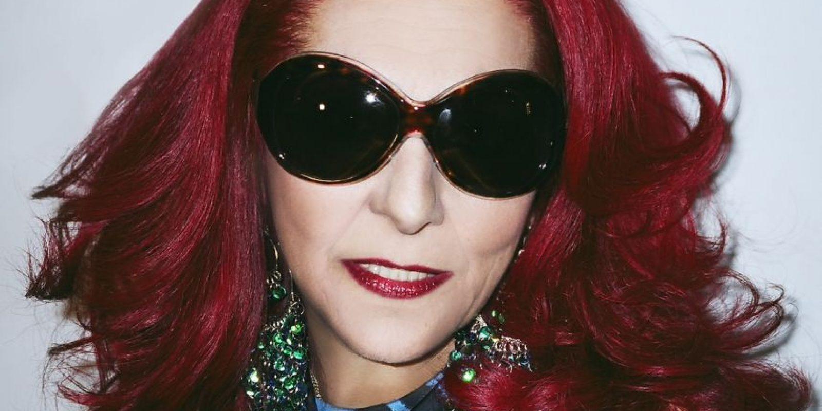 """Patricia Field es una legendaria diseñadora de moda que ha sido conocida en el mundo por ser la estilista de Sarah Jessica Parker en """"Sex and The City"""". Foto:vía WHotel Mexico City"""