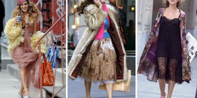 """Ella hizo que muchos cinéfilos se enamoraran de Nueva York y su estilo a través de """"Carrie"""". Foto:vía HBO"""