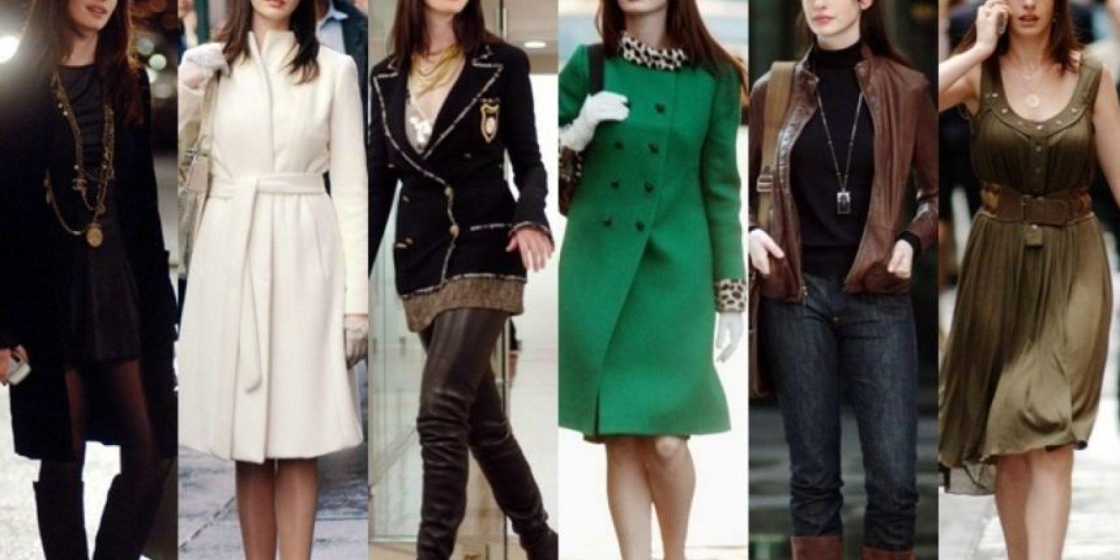 Este estilismo también lo ideó para otra de las grandes películas de moda de los últimos años que sucede en Nueva York. Foto:vía 20th Century Fox