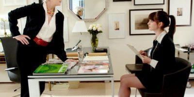 """""""Con Meryl Streep todo va más allá de la moda"""". Foto:vía 20th Century Fox"""