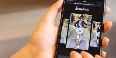 Por último, las grabaciones y fotos que tome el espejo podrán ser compartidas en las redes sociales Foto:Memomi Labs Inc