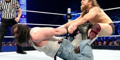 "Inmortalizó su grito de ""Yes, yes, yes"" Foto:WWE"