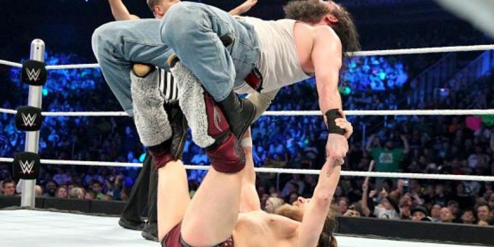 Tiene 33 años Foto:WWE