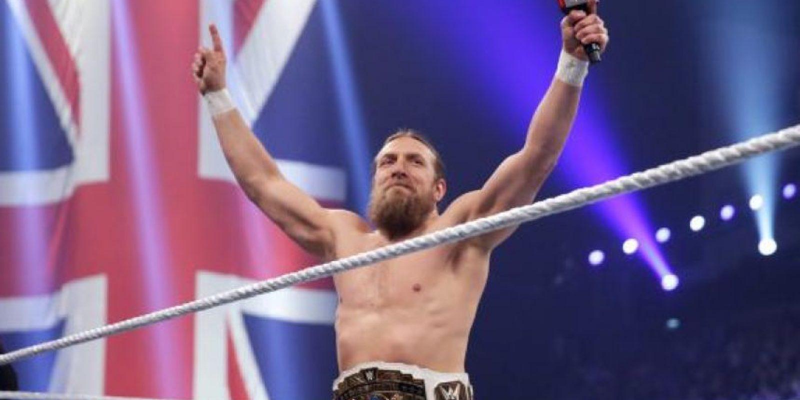 Ha ganado en tres ocasiones el Campeonato de la WWE Foto:WWE