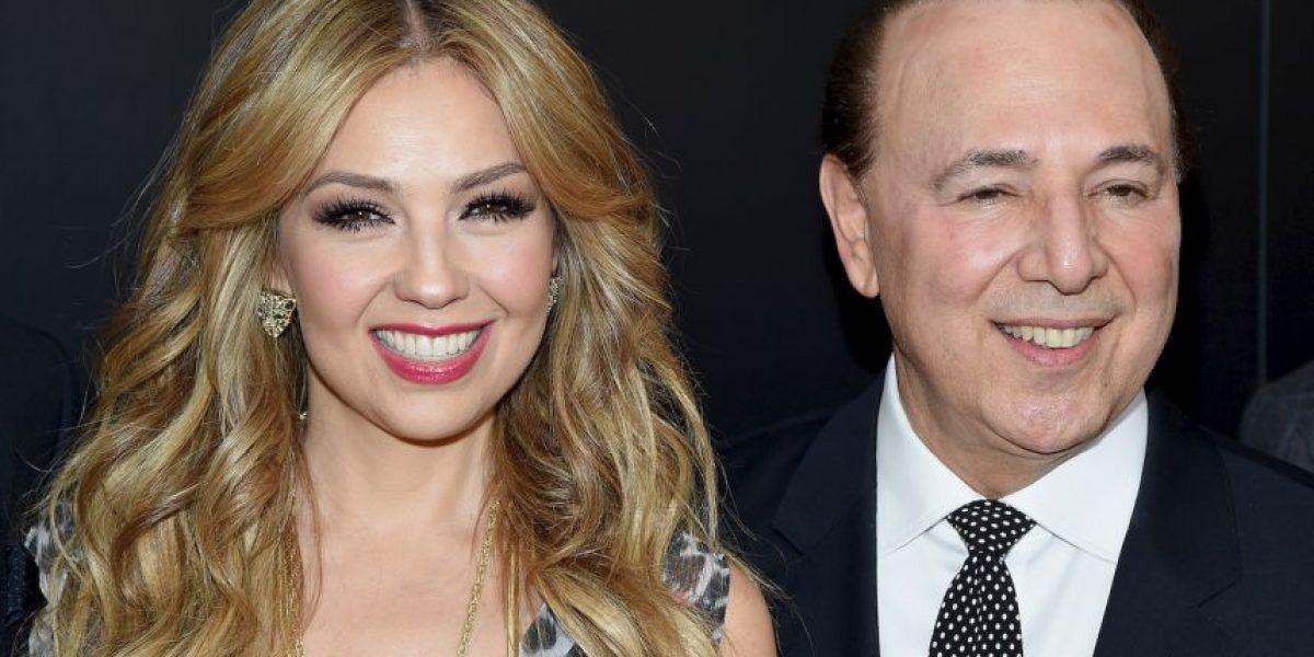 Tommy Mottola prepara un documental sobre la música latina con Ricky Martin y Shakira