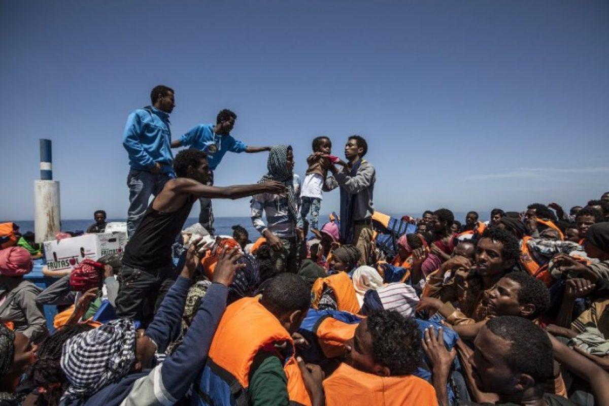 Las disposiciones de esta Convención no se aplican a quienes hayan cometido algún delito contra la paz, delito de guerra o contra la humanidad Foto: AFP