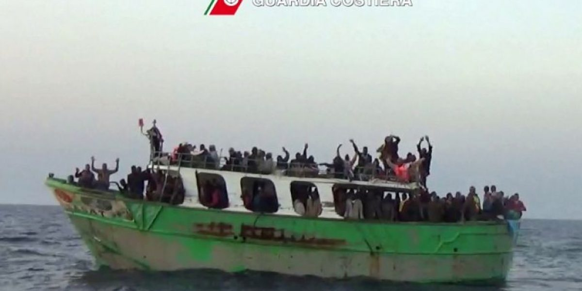 ¿Por qué no todos los migrantes del Mediterráneo pueden ser refugiados?