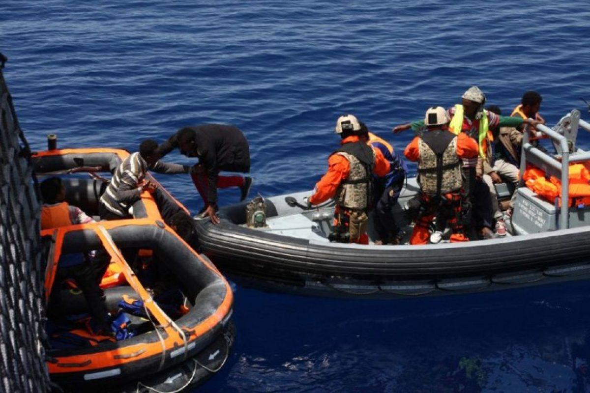 Se creará un programa de reasentamiento dotado con 50 millones de euros y destinado a transferir 20 mil personas a Europa de forma segura y legal Foto:AFP