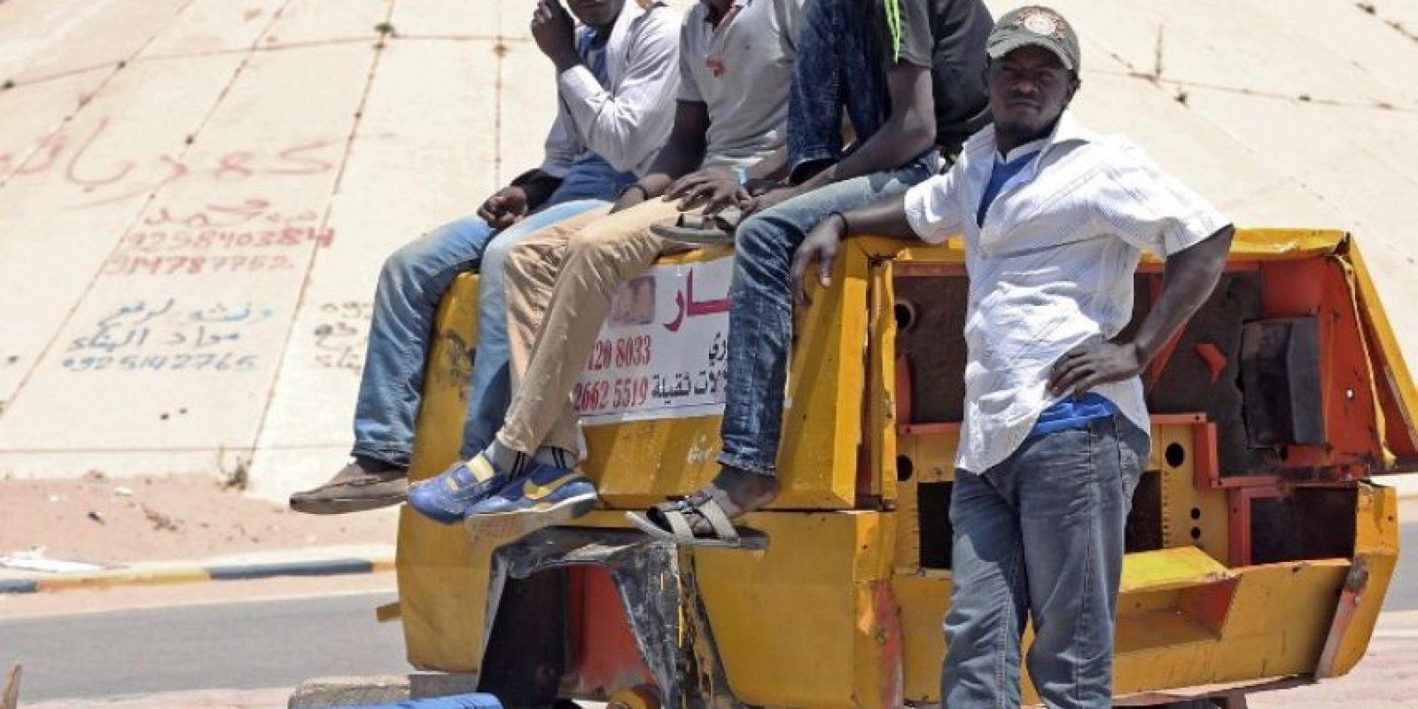 A finales de mayo se establecerá el número de lugares de reacomodo en la región. Foto:AFP