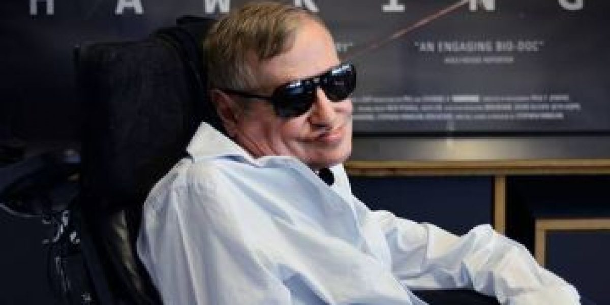 Confirman aparición de Stephen Hawking en el Festival de Glastonbury 2015