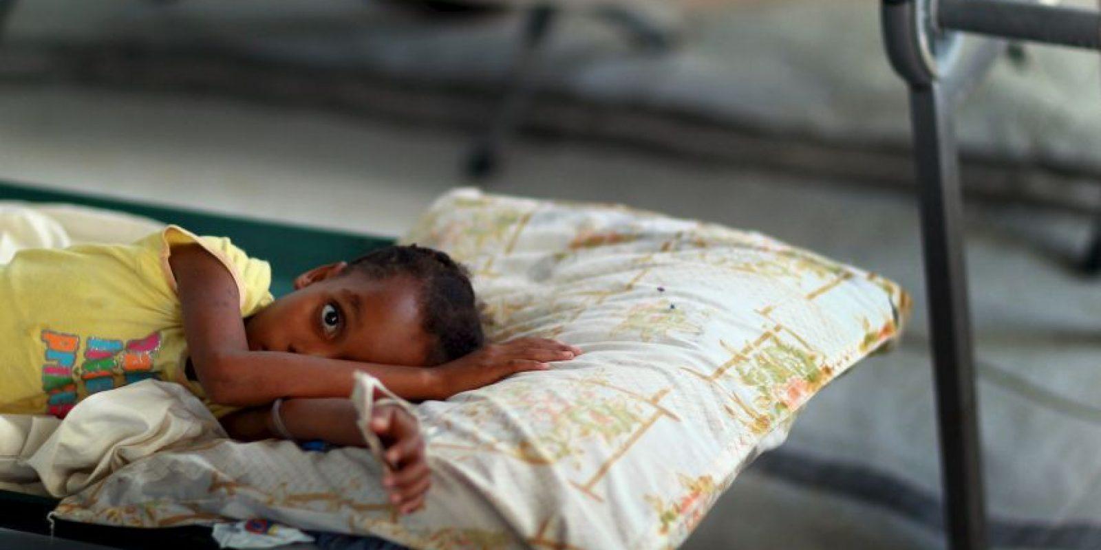 """La OMS detalla que el cólera es """"una enfermedad diarreica aguda que, si no se trata, puede causar la muerte en cuestión de horas"""". Foto:Getty Images"""