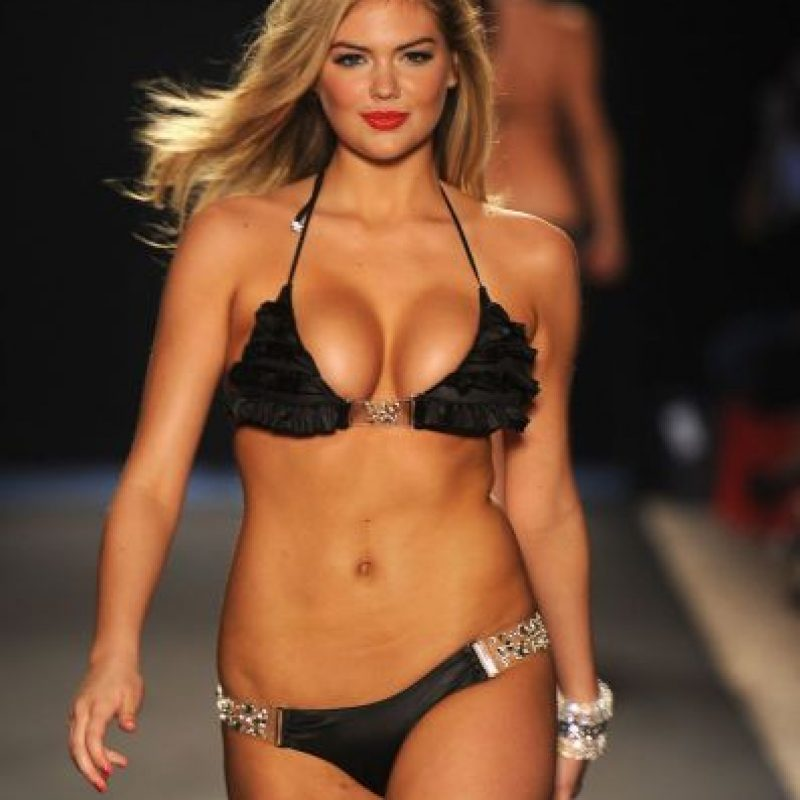 Kate Upton: siete millones de dólares Foto: Getty Images