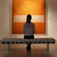 Otras obras de Mark Rothko Foto: Getty Images
