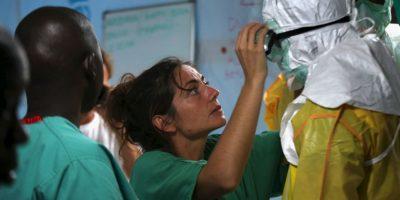 El total de infectados ascendió a 26 mil 593 personas. Foto:Getty Images