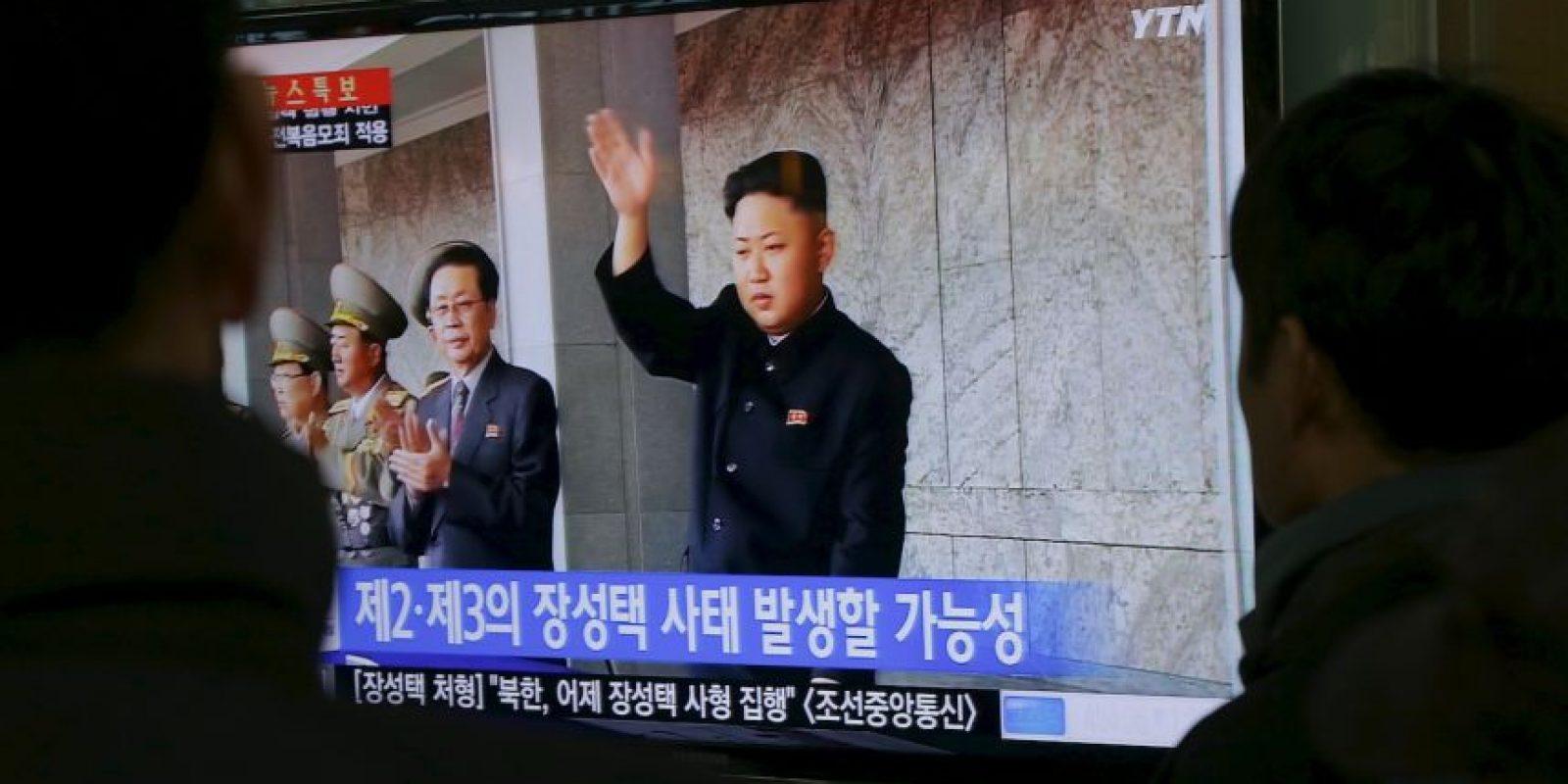 Así lo revelaron los Servicios de Inteligencia de Corea del Sur Foto:Getty Images