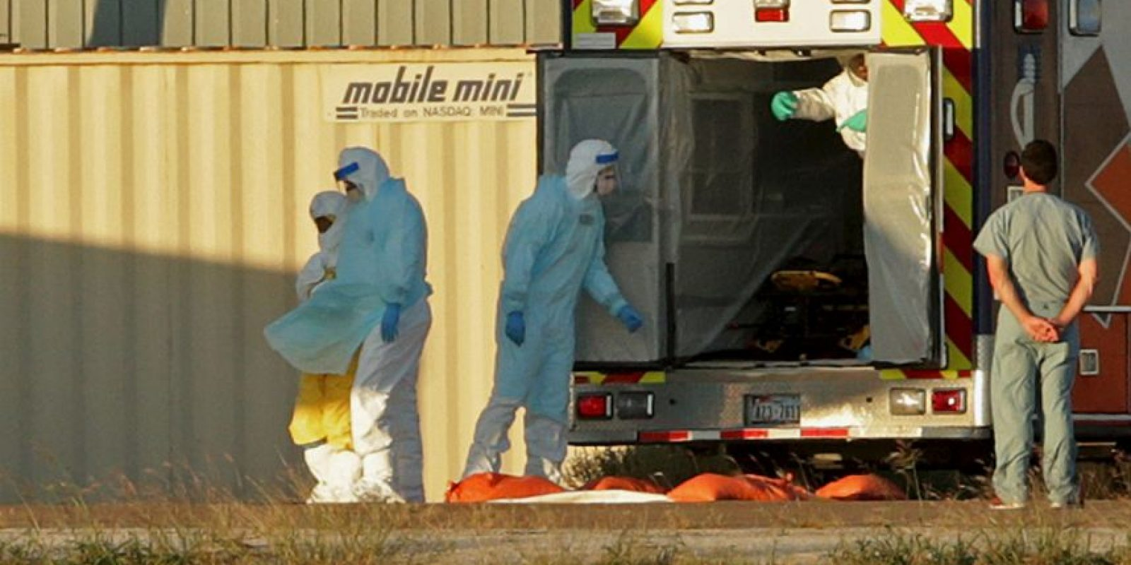 Este virus causó la muerte de 11 mil 005 personas en diversos países de África Occidental, como Sierra Leona, Liberia y Guinea. Foto:Getty Images
