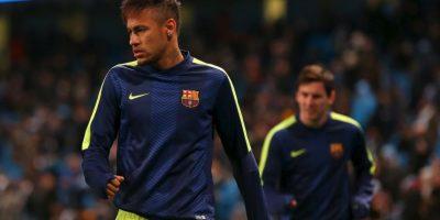 Neymar lleva nueve tantos Foto:Getty Images