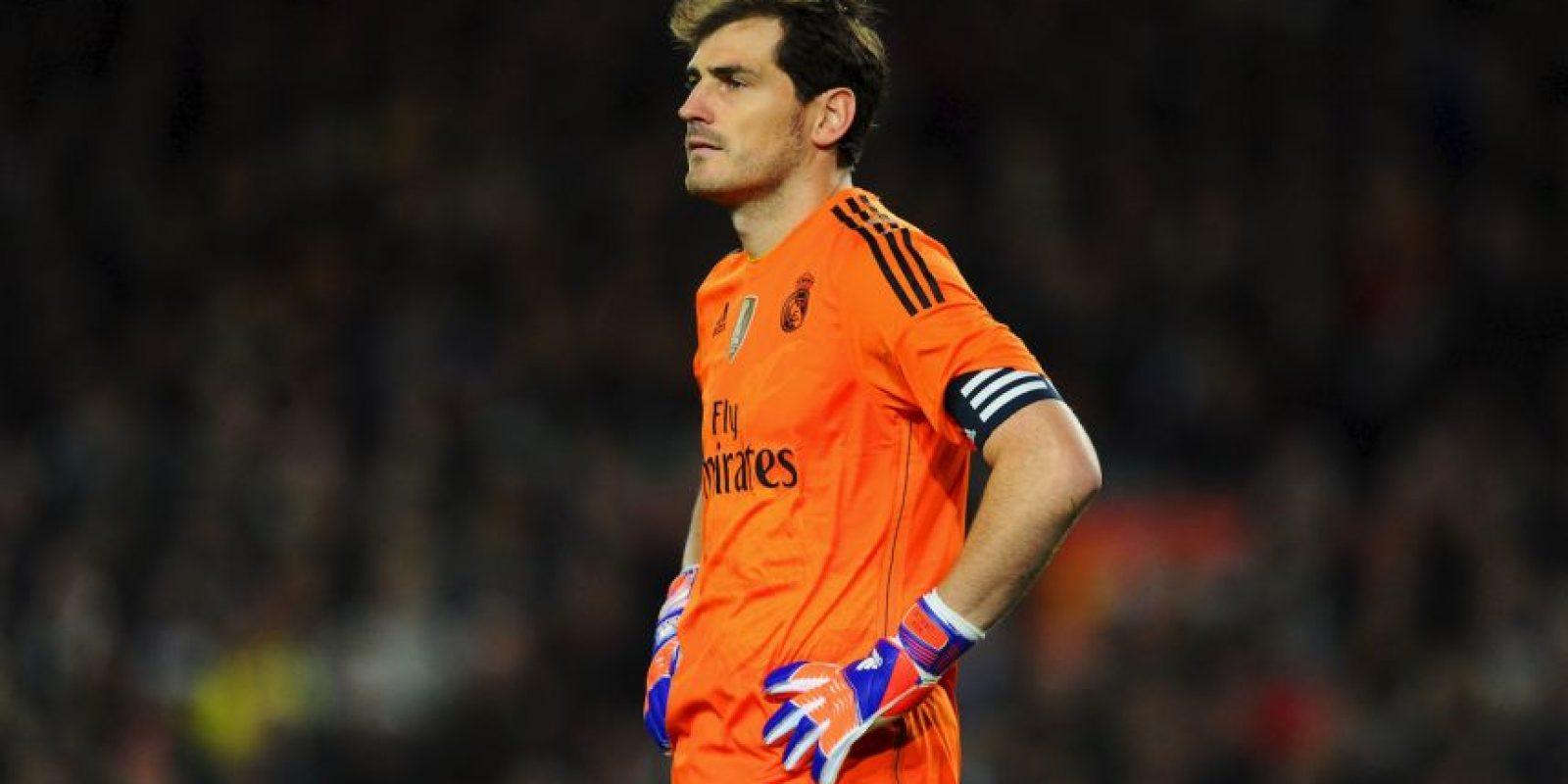 El portero fue señalado como el principal causante de que el portugués dejara al equipo en verano de 2013. Foto:Getty Images