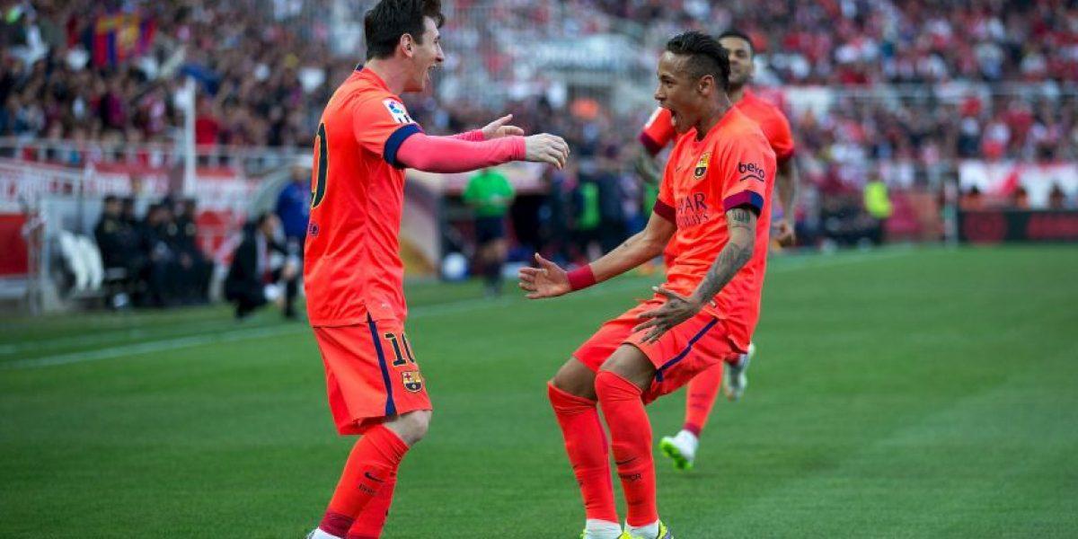 Lionel Messi y Neymar, la dupla más goleadora de la Champions League
