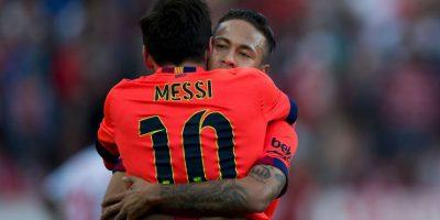 Entre los dos suman 19 goles en la actual edición de la Champions Foto:Getty Images