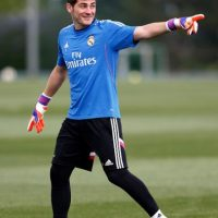 """El """"desprestigio"""" del portero comenzó desde que Jose Mourinho salió del conjunto merengue. Foto:Getty Images"""