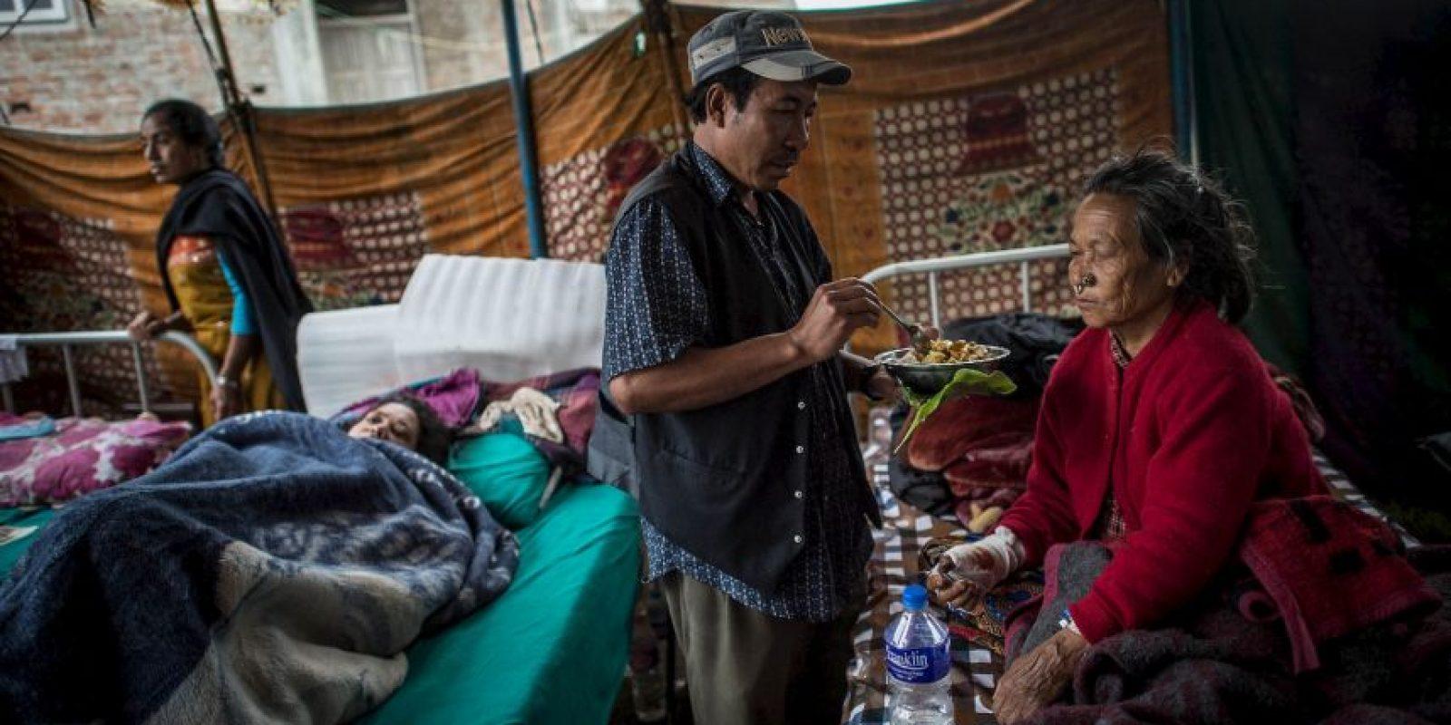 La cepa H58 se encuentra en Katmandú, y los investigadores anticipan una ola de infecciones. Foto:Getty Images