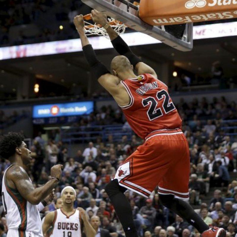 Pertenece a los Bulls desde 2009 Foto:Getty Images