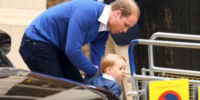 5. Su hermano mayor es el príncipe George. Foto:Getty Images