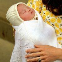 2. Su nombre completo es Charlotte Elizabeth Diana Foto:Getty Images