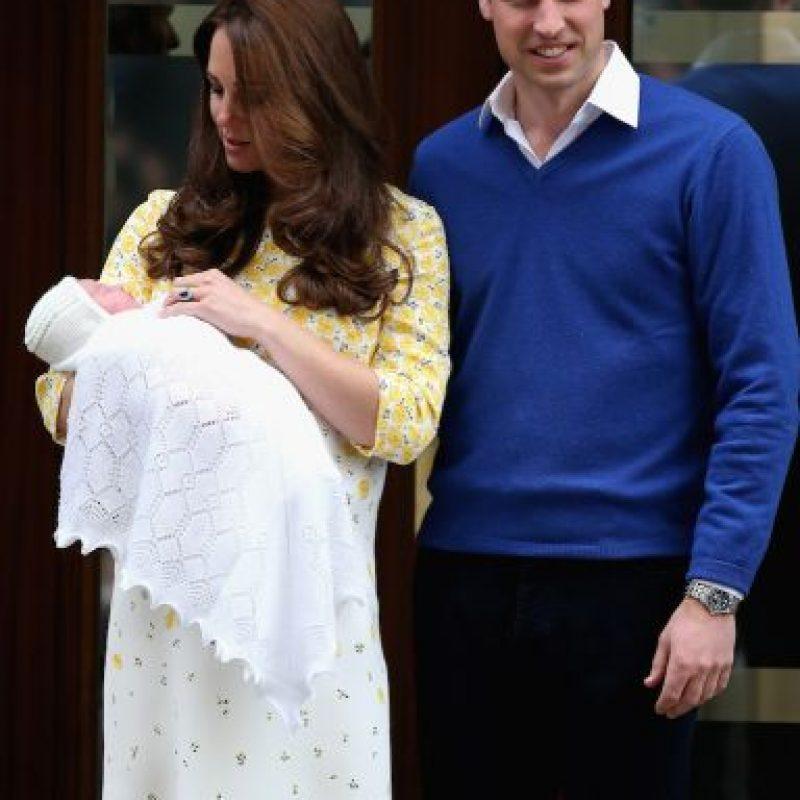 6. Su nombre es en honor a su abuelo, el príncipe Carlos, su bisabuela, la reina Isabell II y su fallecida abuela, la princesa Diana. Foto:Getty Images
