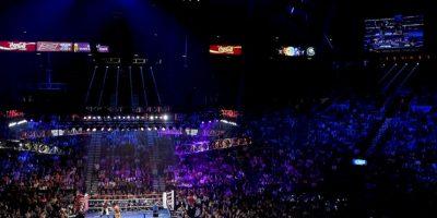 Quizás el espectáculo de la pelea entre Floyd Mayweather y Manny Pacquiao no fue el esperado, pero su éxito en las ganancias, sí. Foto:Getty Images
