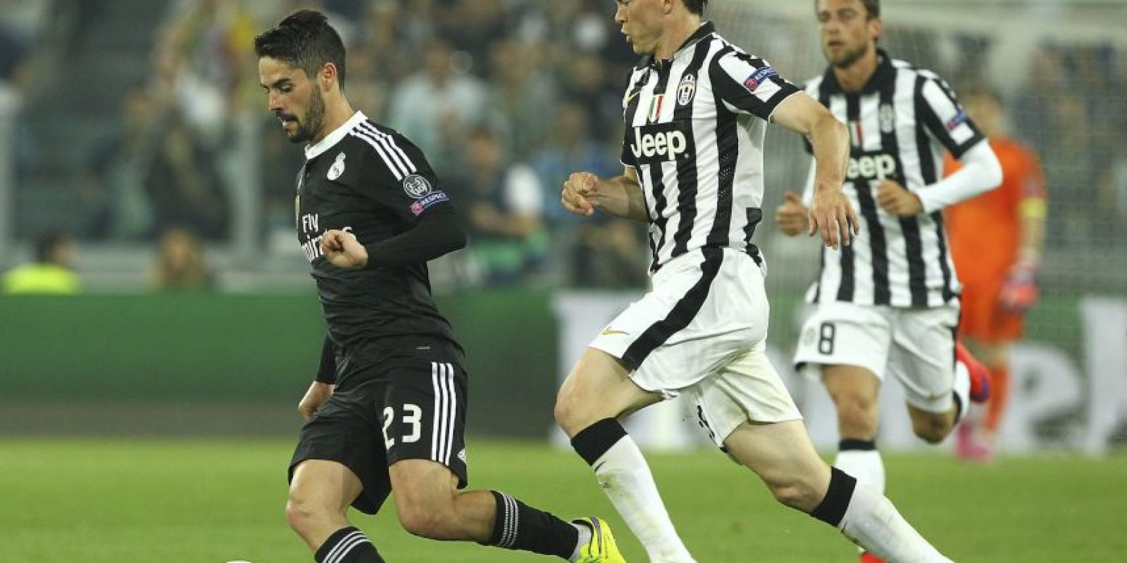 Pero al Madrid le basta con ganar 1-0 en el partido de vuelta para llegar a su segunda final consecutiva Foto:Getty Images