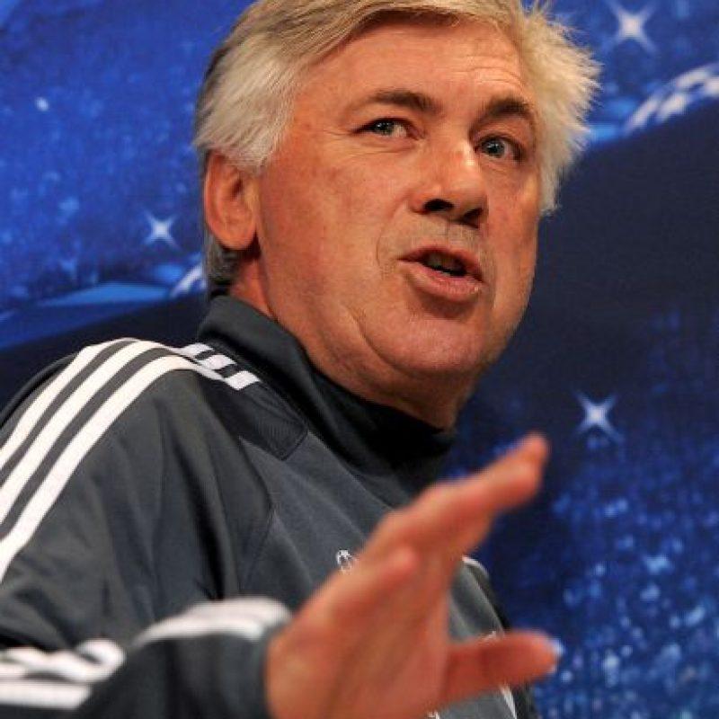 Carlos Ancelotti mencionó que quieren convertirse en el primer bicampeón de la Liga de Campeones de Europa Foto:Getty Images