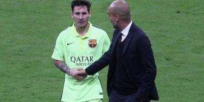 """""""Está otra vez en el nivel en el que estaba cuando lo entrené yo"""", añadió el entrenador español. Foto:Getty Images"""