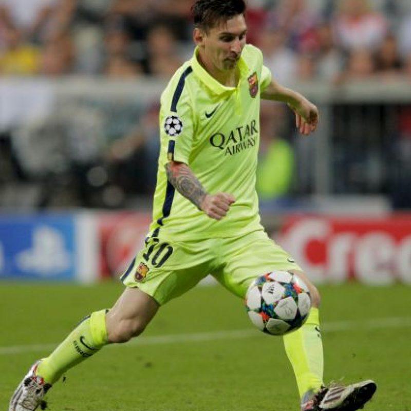 Tras la eliminación, Guardiola le mandó una felicitación a su exequipo, el Barça. Foto:Getty Images