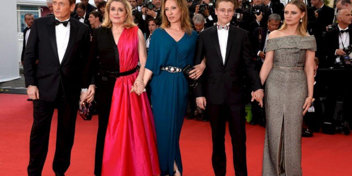 Los selfies están prohibidos en el Festival de Cannes
