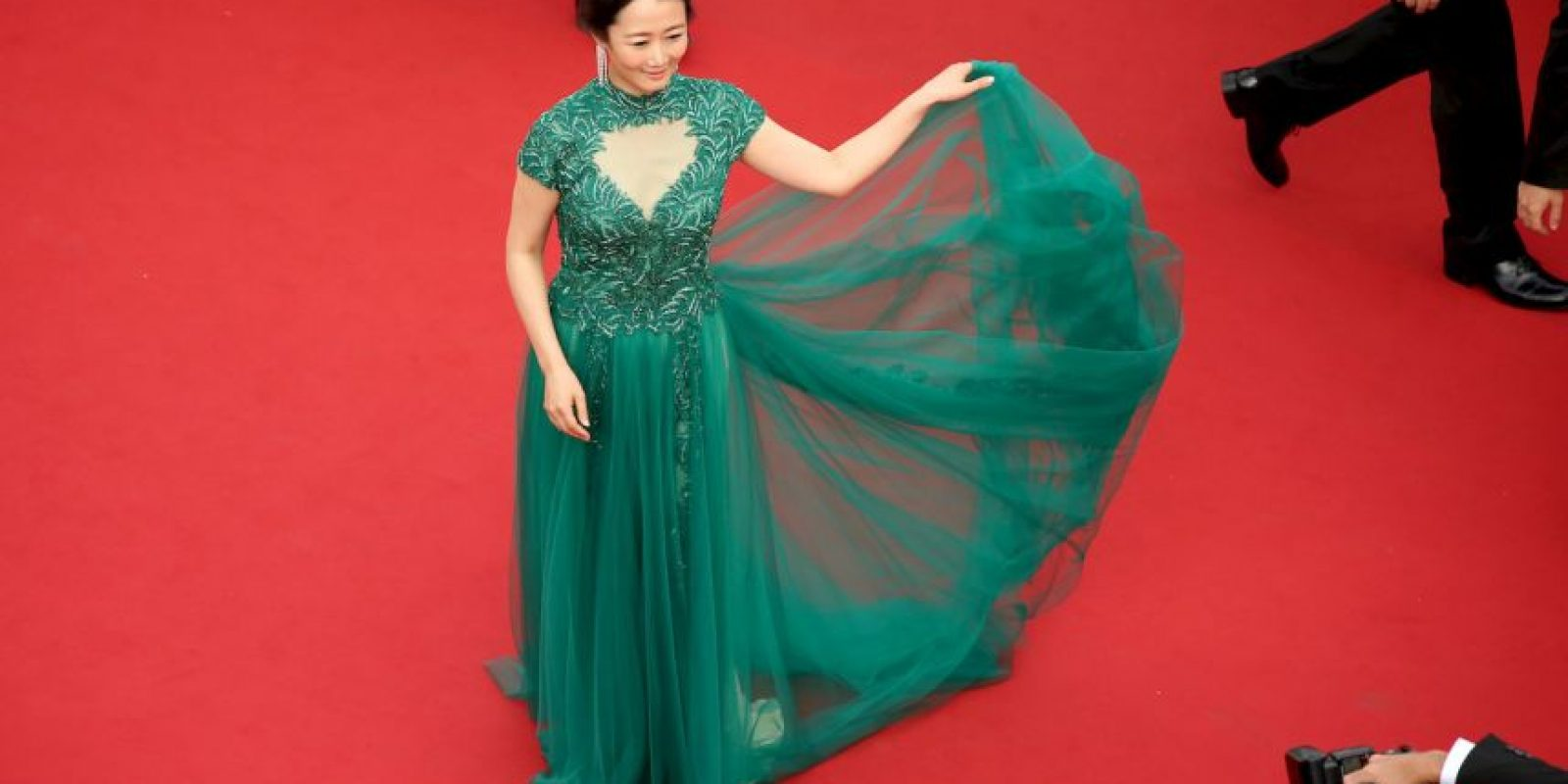 Zhao Tao Foto:Getty Images