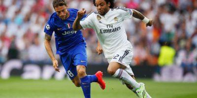 El Real Madrid pegó primero. Foto:Getty Images