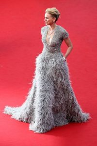 Naomi Watts fue la primera en aparecer en la alfombra roja Foto:Getty Images
