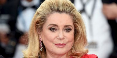 "Catherine Deneuve coprotagoniza la cinta ""Standing tall"". Foto: Getty Images"