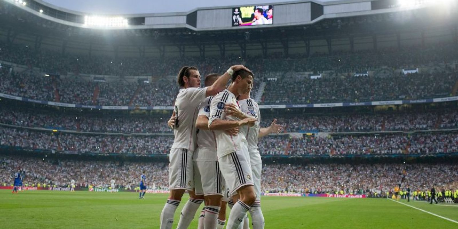 """Cristiano fue el encargado de cobrarlo y convertirlo en el 1-0 sobre la """"Vecchia Signora"""". Foto:Getty Images"""