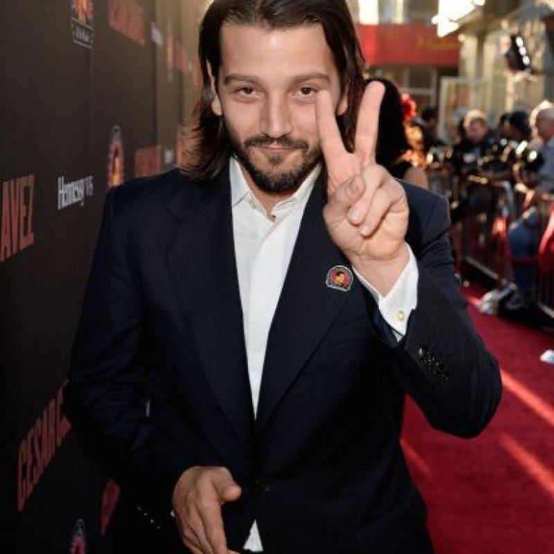 El actor mexicano podría protagonizar la cinta. Foto:Getty Images