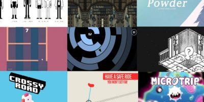 """Los juegos más extraños y adictivos para """"smartphones"""" Foto:Google Play/iTunes"""