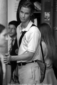 """Interpretó a """"Josh Bryant"""", el galán de la escuela del que estaba enamorada """"Mia"""" Foto:IMDB"""