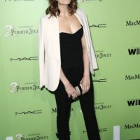 Actualmente tiene 31 años y además de actuar es una reconocida cantante. Foto:Getty Images