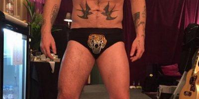 La esposa del cantante paseaba desnuda por las estancias de la casa, explicó la demandante Foto:Instagram/RobbieWilliams