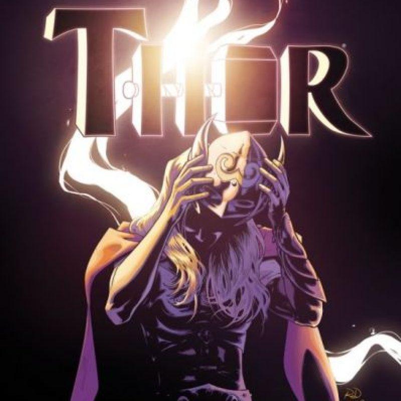 En la edición # 8 del cómic se revela la identidad de la nueva heroína de Marvel Foto:Marvel Comics