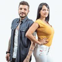 Paula y Christian